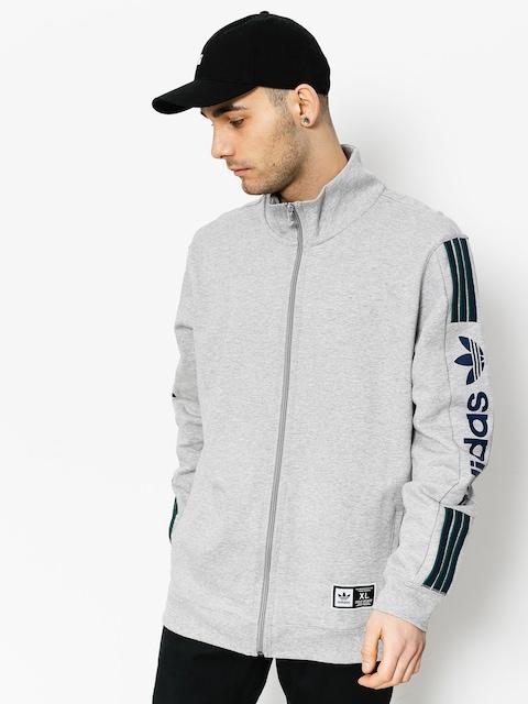 Mikina s kapucí adidas Quarzo ZHD (grey)