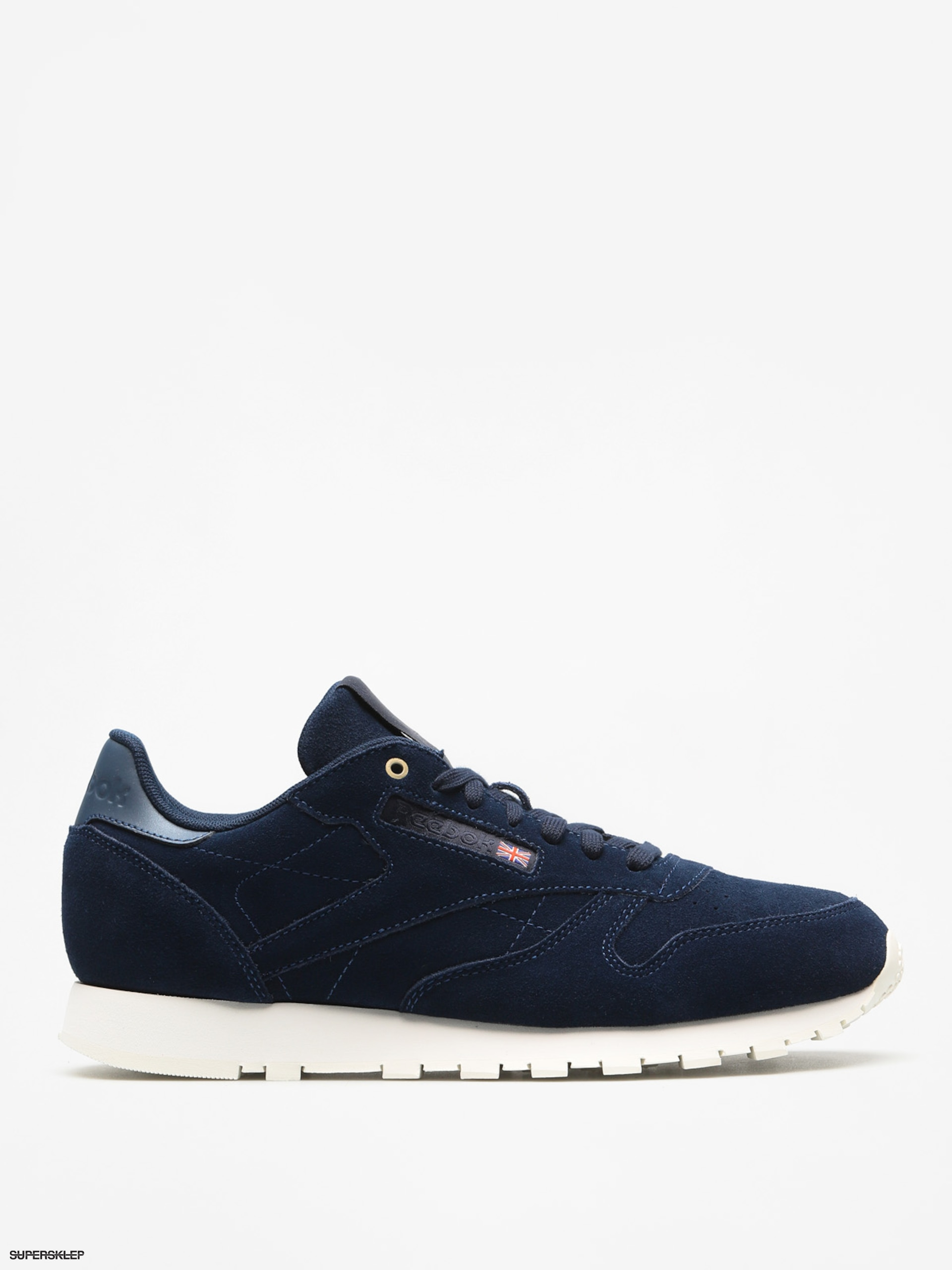 Boty Reebok Cl Leather MCC (blue note/chalk)