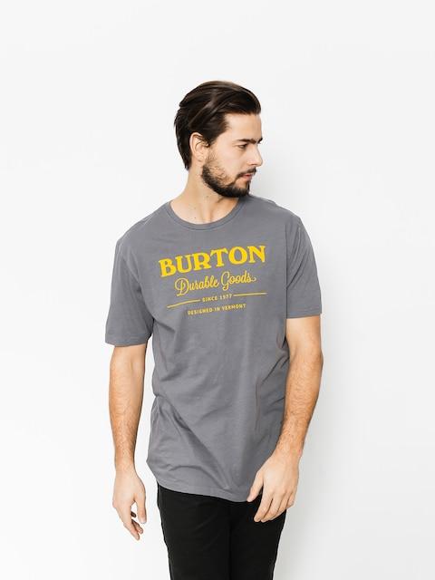 Tričko Burton Durable Gds (castlerock)