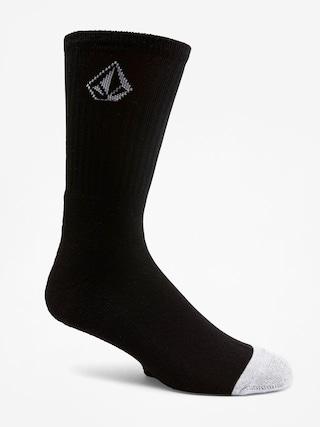 Ponožky Volcom Full Stone (blk)