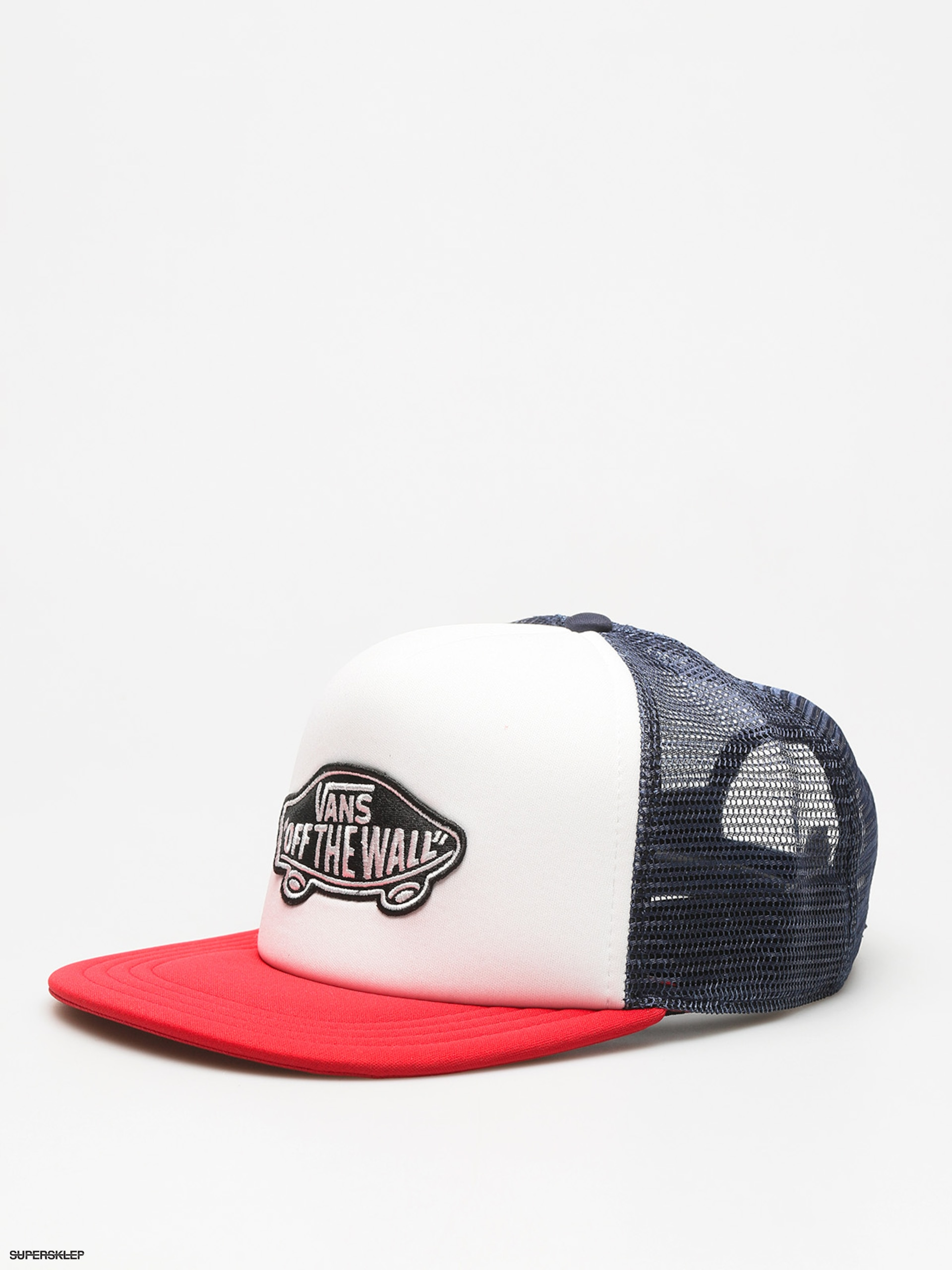 Kšiltovka  Vans Classic Patch Trucker ZD (dress/blues white chili/pepper)