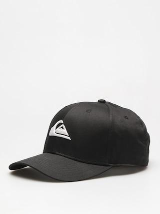 Kšiltovka  Quiksilver Decades ZD (black)