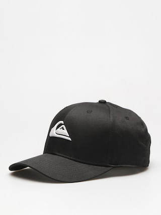Kšiltovka  Quiksilver Decades ZD (black)