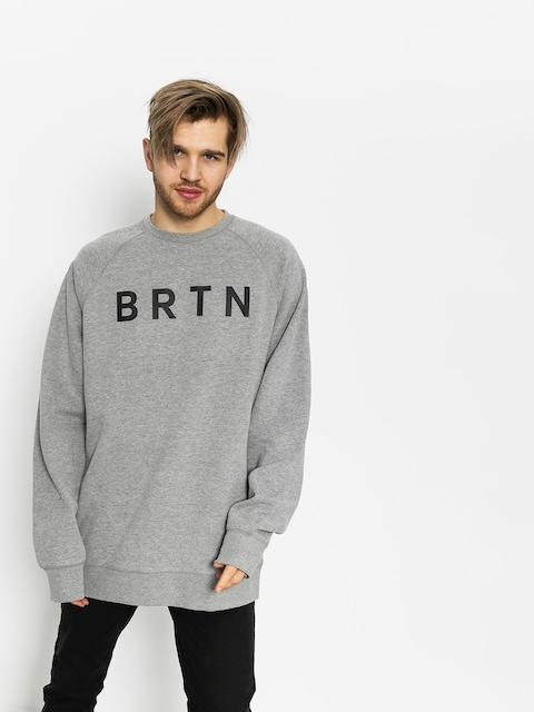 Mikina Burton Brtn Crew (gray heather)