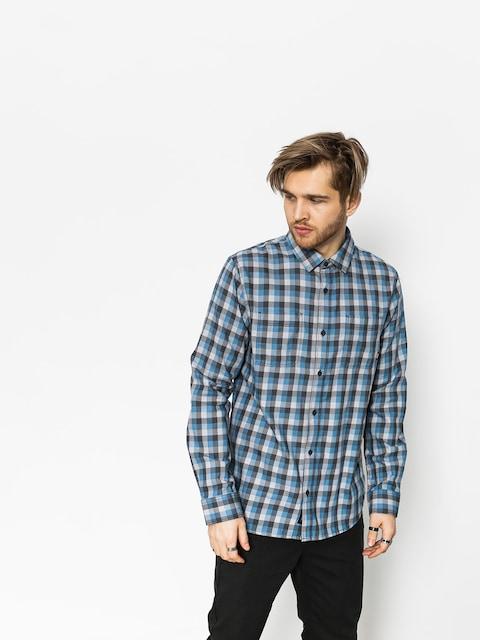 Košile Vans Alameda II (asphalt copen/blue)