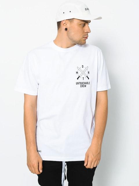 Tričko Diamante Wear Untouchable Crew