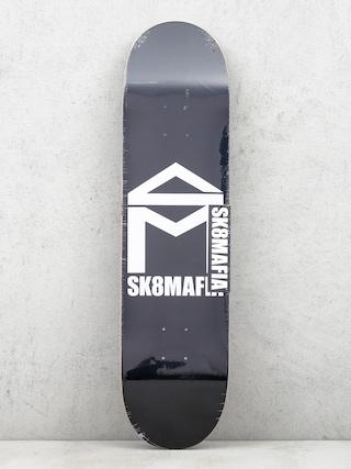 Deska Sk8Mafia House Logo (black)