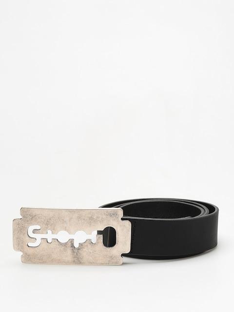Pásek Stoprocent Razor (black/silver)
