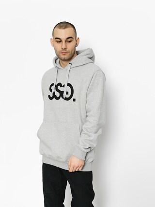 Mikina s kapucí SSG Classic HD (grey)