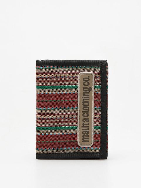 Peněženka Malita Logo (multicolor)
