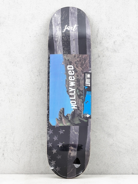 Deska Jart Hollyweed (black/multi)