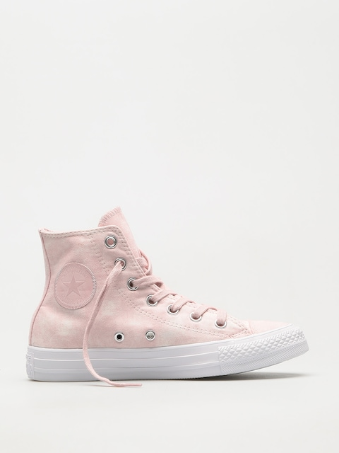 Tenisky Converse Chuck Taylor All Star Hi (barely rose/barely rose/white)