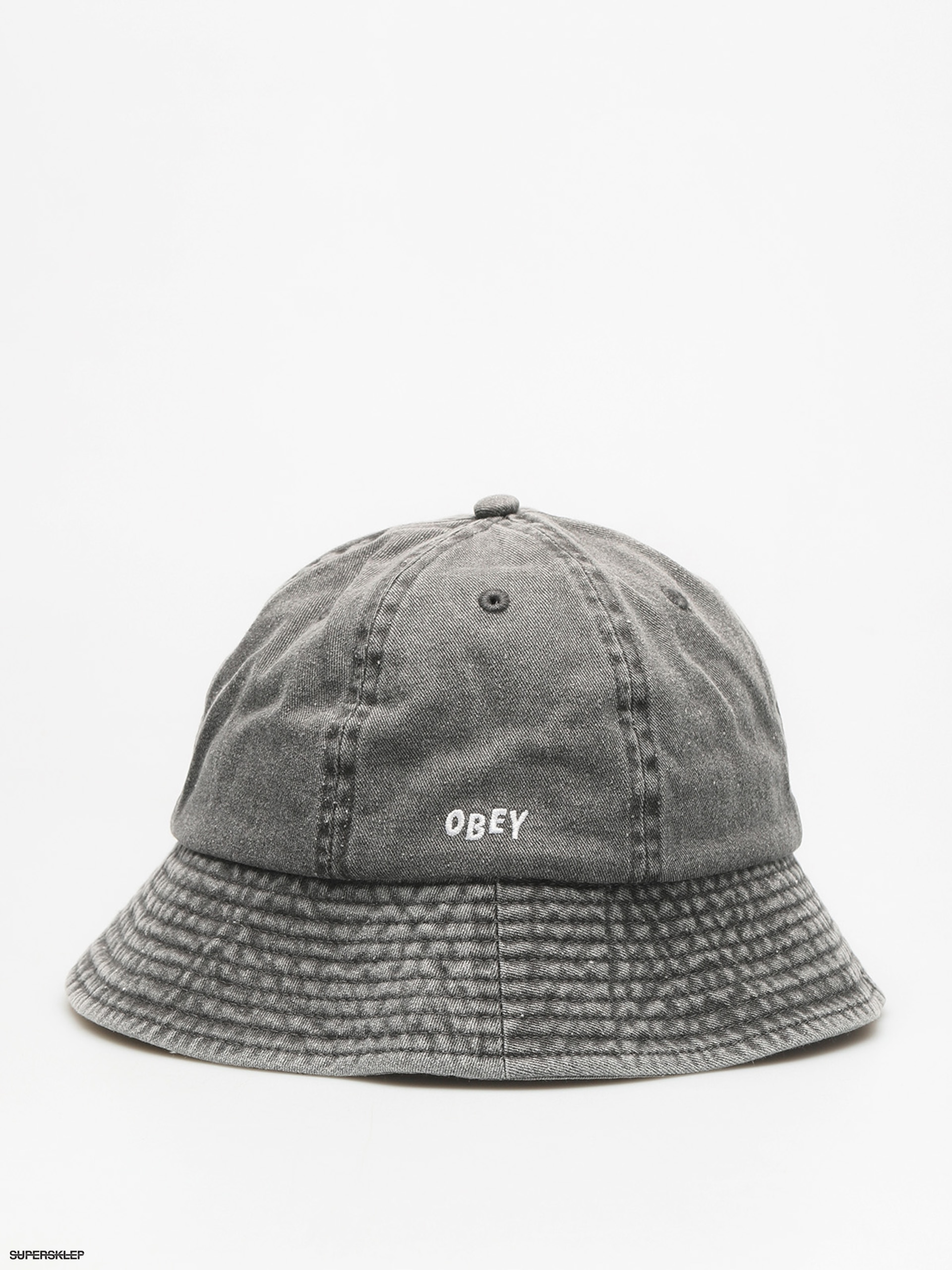 Klobouk OBEY Decades Bucket ZD (blk)