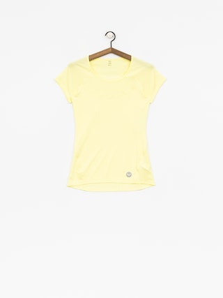 Roxy Tričko Top Tier Wmn (yellow)