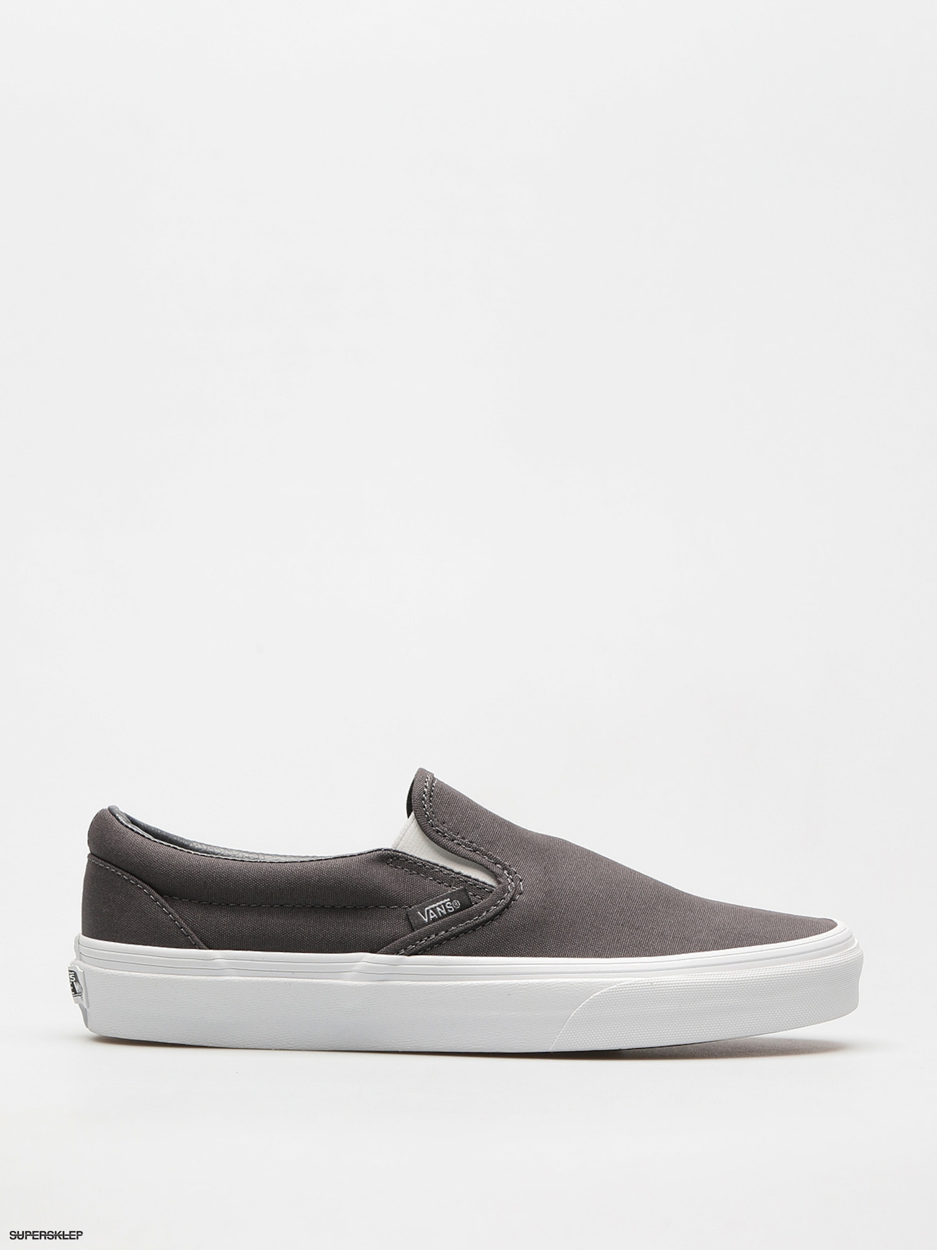Boty Vans Classic Slip On (mono/canvas/asphalt)