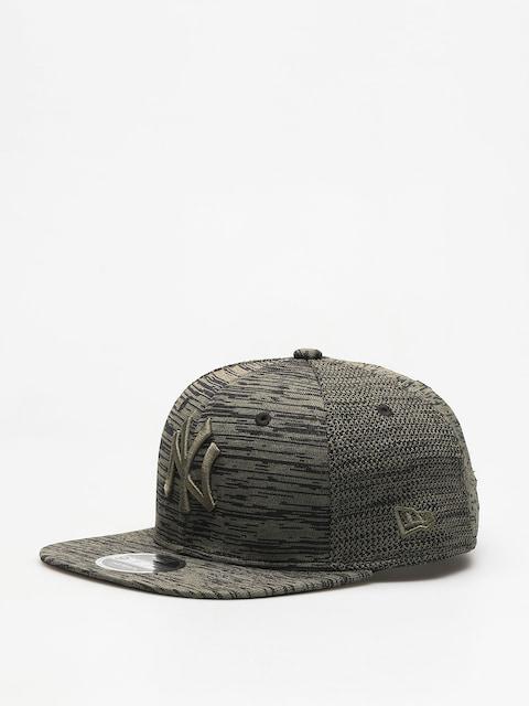 Kšiltovka New Era Engineered Fit New York Yankees ZD (green/black)