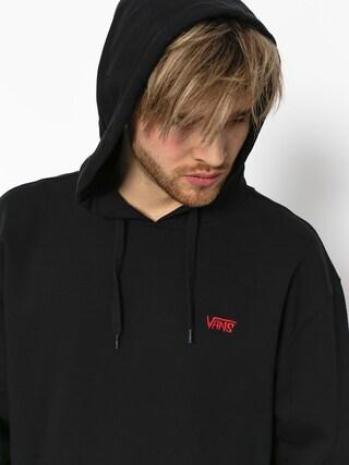 Mikina s kapucí Vans Sketch Tape HD (black)