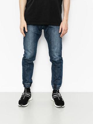 Kalhoty MassDnm Base Joggers (dark blue)