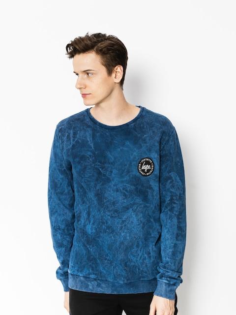 Mikina Hype Acid Crest (blue)