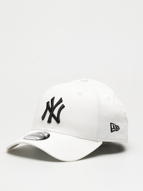 Kšiltovka  New Era League Basic New York Yankees ZD (white)