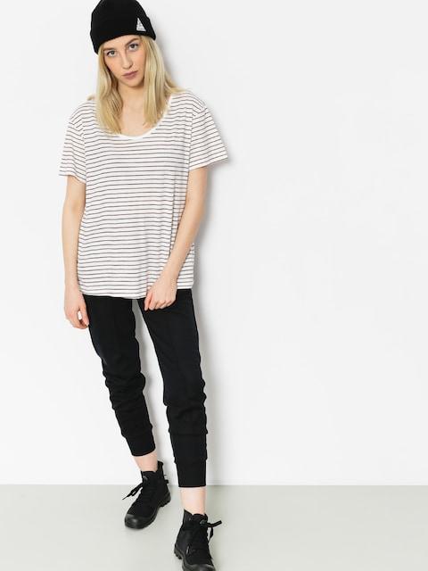 Tričko Roxy Just Simple Stripe Wmn