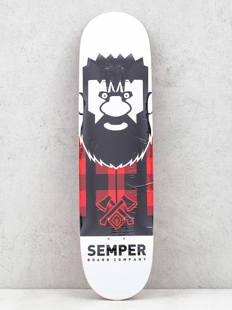 Skateboards Semper Deska Lumberjack