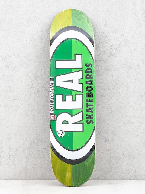 Deska Real Brd 50 50 Oval (green/green)