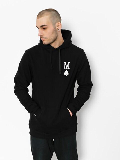 Mikina s kapucí Malita Pik HD (black)