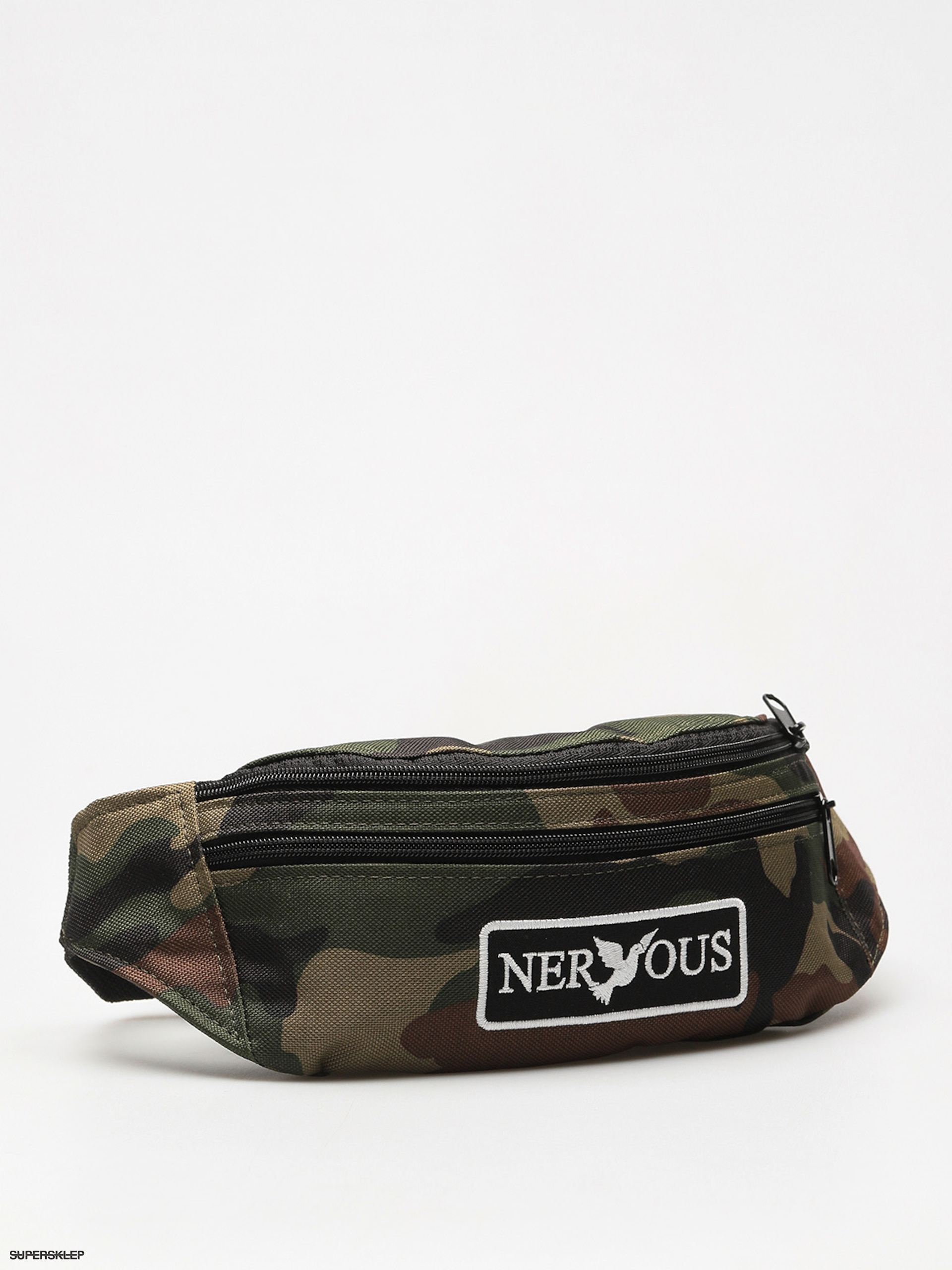 Ledvinka Nervous Patch (camo)