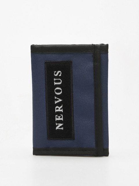 Peněženka Nervous Patch (navy)