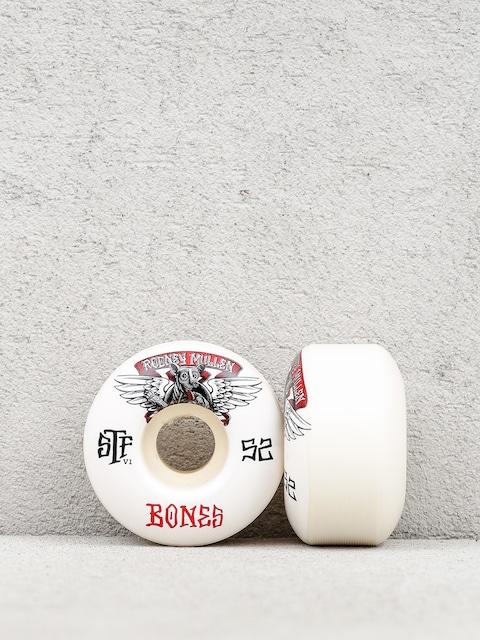 Kolečka Bones Mullen Winged Mutt Strettech Formula V1 (white/white)