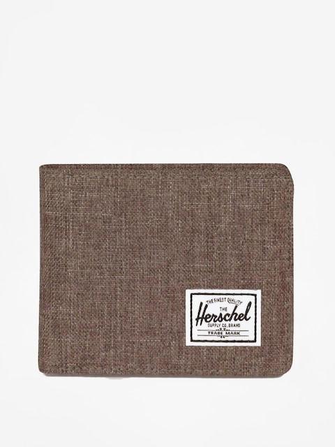 Peněženka Herschel Supply Co. Roy Coin Rfid (canteen crosshatch)
