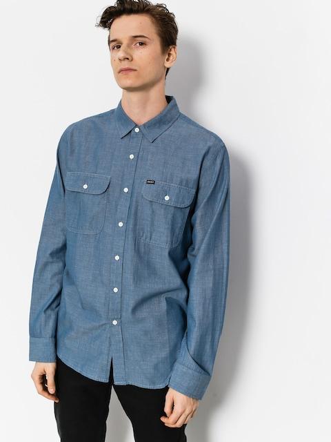 Košile OBEY Glassell Woven (lbl)