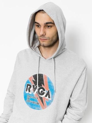 Mikina s kapucí RVCA Volt HD (athletic heather)