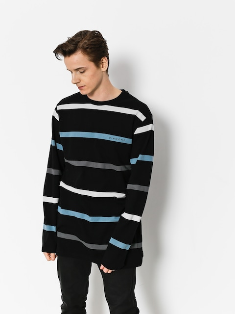 Triko Diamond Supply Co. Paradise Striped (black)