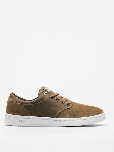 Boty Supra Chino Court (olive white)
