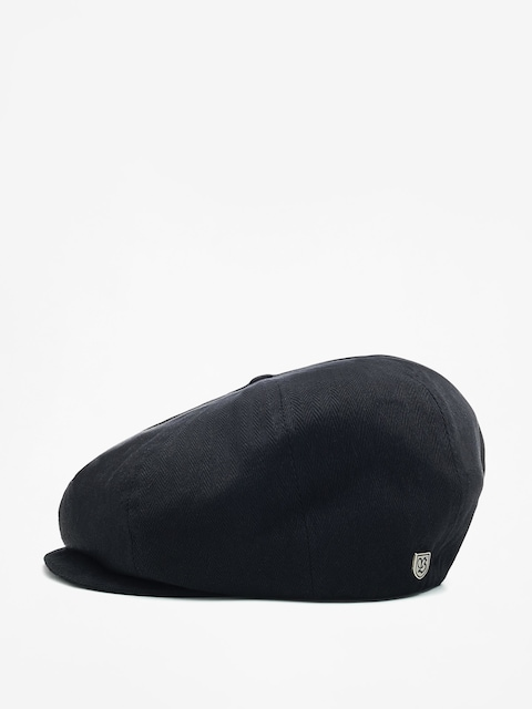Klobouk s kšiltem Brixton Brood Snap ZD (black)