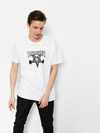 Thrasher Triu010dko Skate Goat (white)