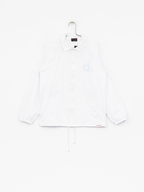 Bunda Diamond Supply Co. Un Polo Coaches (white)