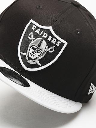 Kšiltovka  New Era Nfl 950 Cotton Bl Oakland Raiders ZD (black/gray)