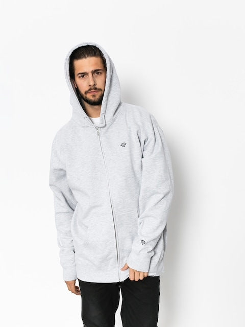 Mikina Diamond Supply Co. Micro Brilliant (heather grey)