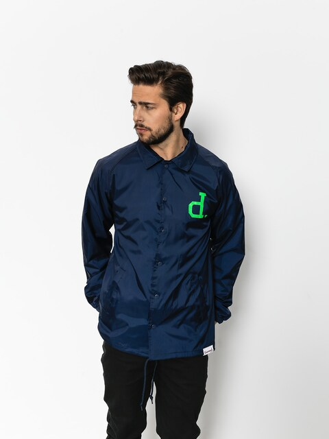 Bunda Diamond Supply Co. Un Polo Coaches (navy)