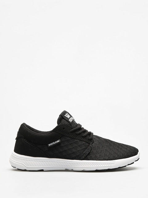 Boty Supra Hammer Run (black/lt grey white)