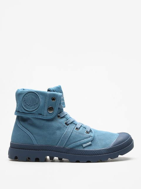 Boty Palladium Pallabrouse Baggy (captain's blue/captain blue)