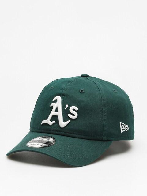 Kšiltovka  New Era Team Unstructured Wash Oakland Athletics ZD (dark green)