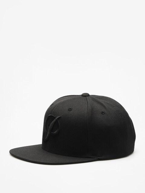 Kšiltovka  Primitive Classic Snapback ZD (black)