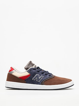 Boty New Balance 598 (brown/blue)