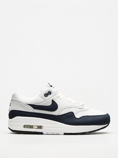 Boty Nike Air Max 1 Wmn (white/obsidian pure platinum black)