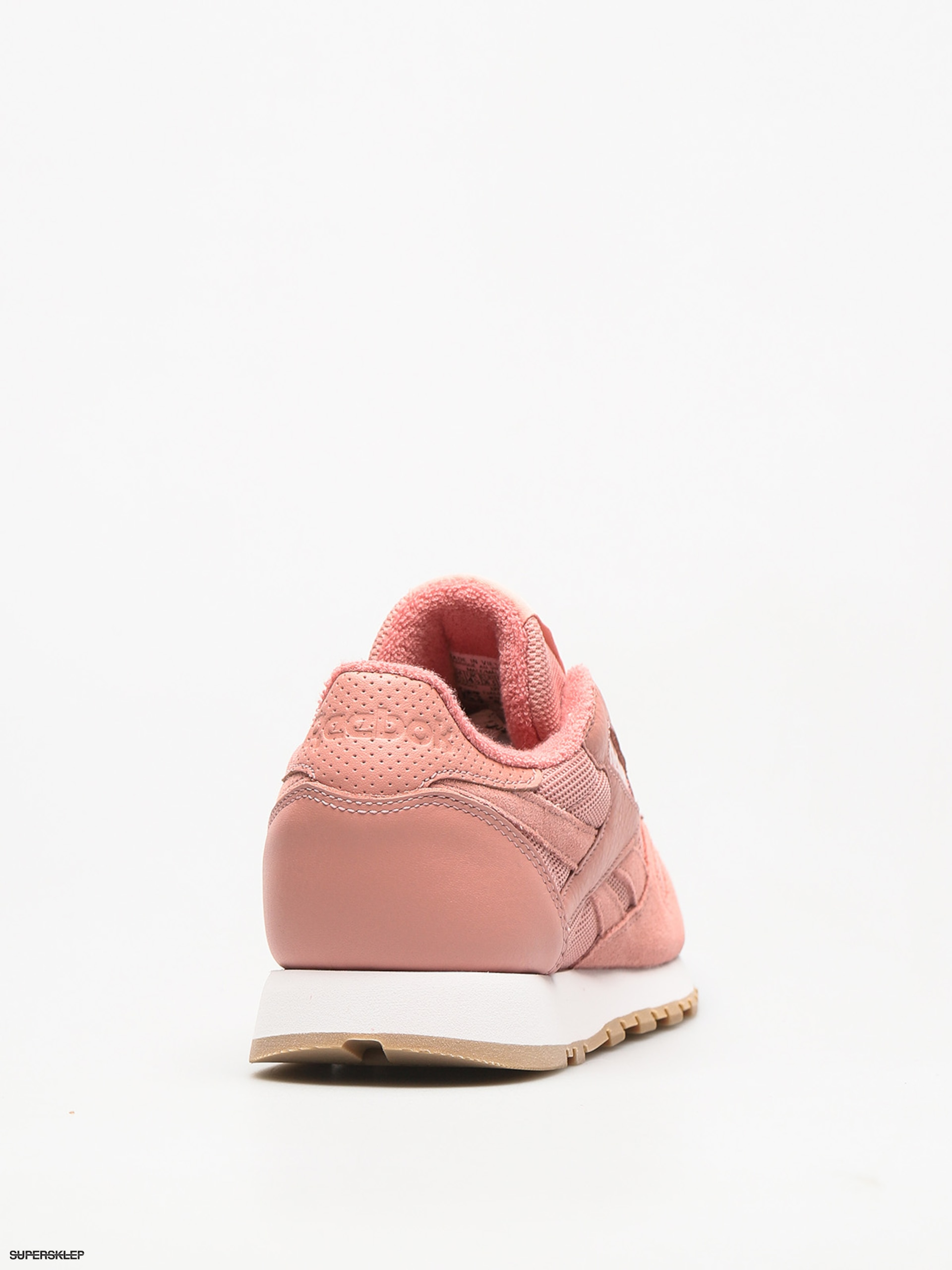 a620d5e84b6b Boty Reebok Cl Leather Estl Wmn (chalk pink white)