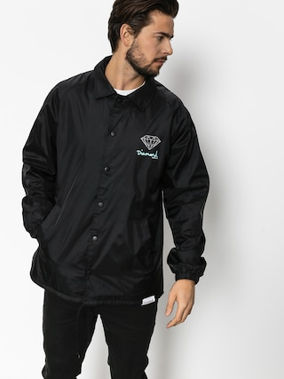 Bunda Diamond Supply Co. Og Sign Coach (black)